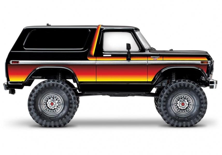Traxxas TRX-4 Ford Bronco Ranger XLT 1 10 Trail Crawler RTR - Løten ... 8ad65f658eaac