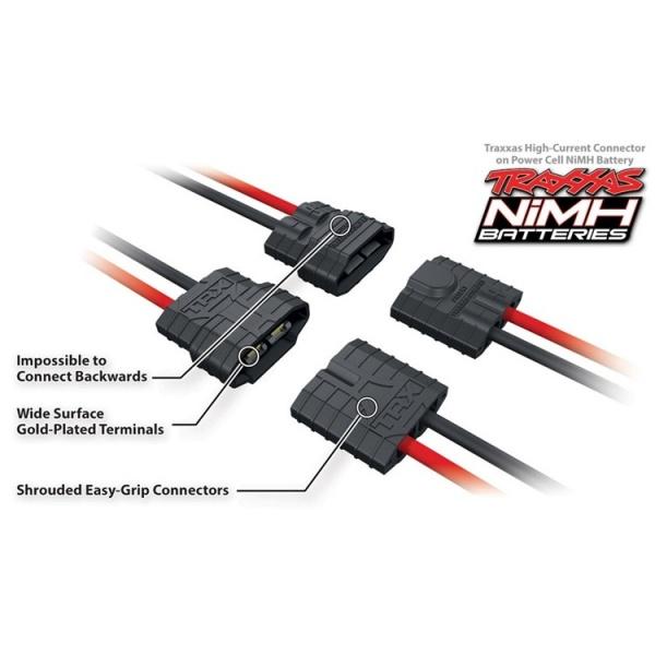 Traxxas Lader NiMh 7.2 8.4V 4A 12V DC Tilbehør biler og